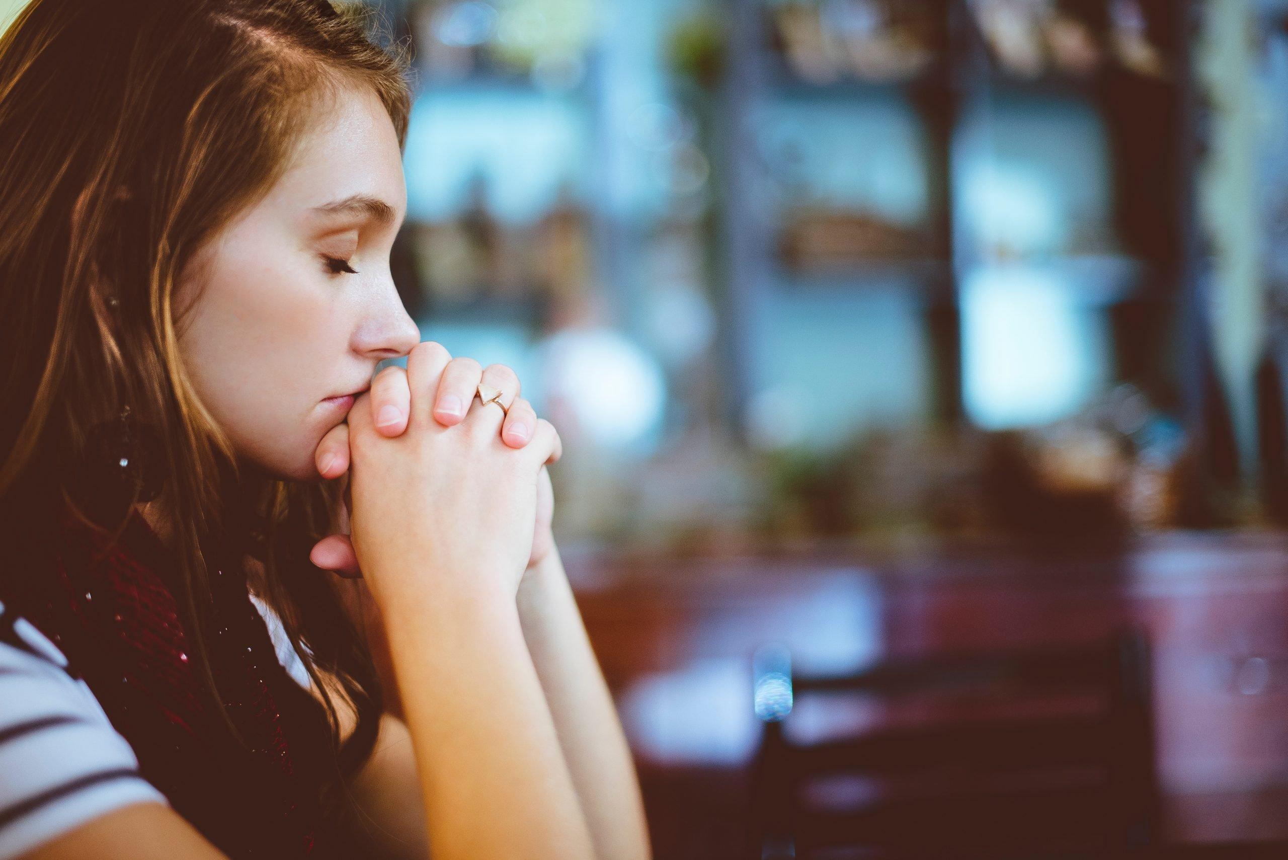 Prayer of Personal Dedication